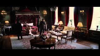 X-Men First Class - Emma Frost - January Jones - Telekenetic Bed Bondage Scene - HD
