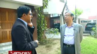 Anisul Haque, Law Minister of Bangladesh told his life story with Mahfuz Mishu