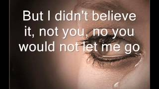 Phil Collins   If Leaving Me Is Easywmv