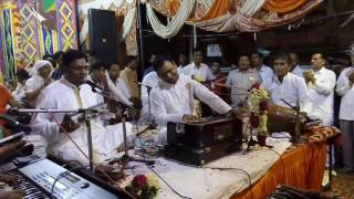 Mahaveer sharma ji live bhajan and sound setup by boyla sound