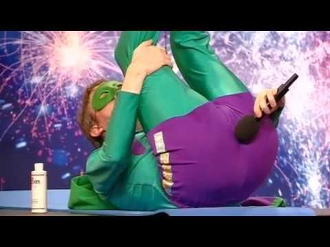 Mr Methane Britain s Got Talent Show 5