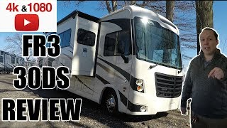2018 Forest River FR3 30DS (RV Review) Class A Motorhome - STATE AND NATIONAL PARK FRIENDLY