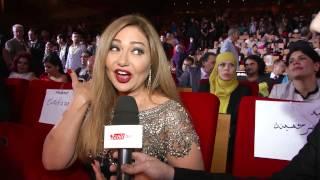 مهرجان وهران للفيلم العربي و البساط الاحمر تغطية ماليك سليماني