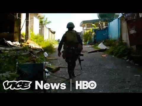 Xxx Mp4 Marawi After ISIS New Delhi Smog VICE News Tonight Full Episode HBO 3gp Sex
