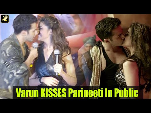 Xxx Mp4 Varun Dhawan KISSES Parineeti Chopra In PUBLIC The Bollywood Way 3gp Sex