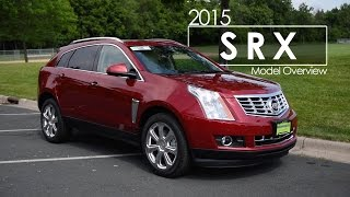 2015 Cadillac SRX  | Review | Test Drive