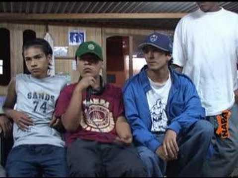 NAPA 36 El rap de la 12