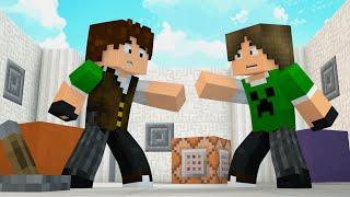 TROCAMOS DE CORPO! #2 (Final) - Minecraft
