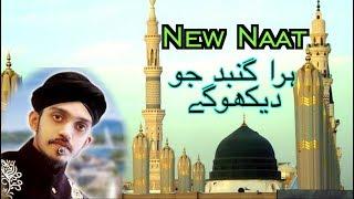 Hafiz Kamran Qadri- Hara Gumbad Jo Dekhoge- New Naat (HD)  ہرا گنبد جو دیکھوگے زمانہ بھول جاءوگے