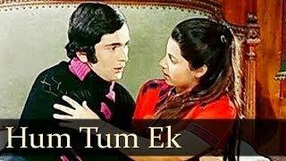 Hum Tum Ek Kamre Mein - Rishi Kapoor - Dimple - Bobby - Bollywood Evergreen Hits