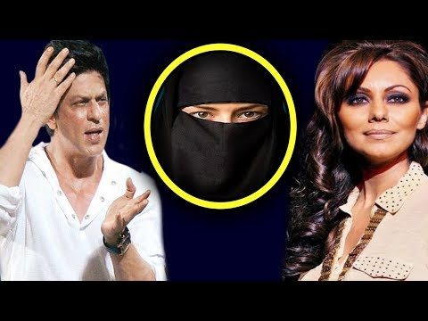 Xxx Mp4 When Shahrukh Khan Told Gauri To Wear A Burkha And Change Name To Ayesha 3gp Sex