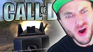 The FIRST Call of Duty EVER MADE...