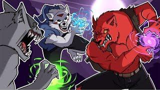 DRAGONBALL Z + DODGEBALL + WOLVES! | Lupinball (w/ H2O Delirious & Ohmwrecker)