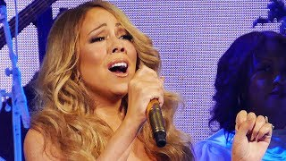 Mariah Carey - Top 8 SHOCKING Prime Vocal Attempts! (Live)