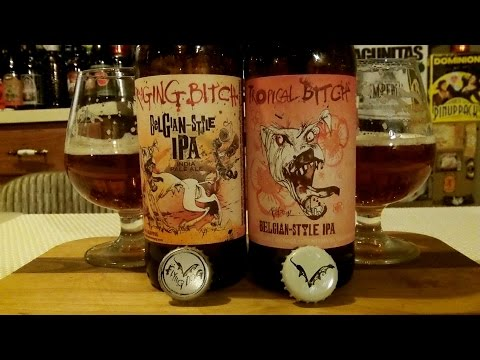 Xxx Mp4 Flying Dog Brewery Raging Bitch Tropical Bitch Side By Side DJs BrewTube Beer Review 895 896 3gp Sex