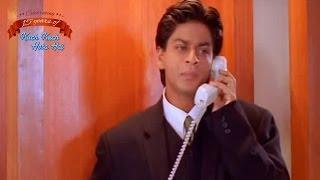 The 'Anjali' confusion - Comedy Scene - Kuch Kuch Hota Hai - Shahrukh Khan, Kajol, Salman Khan