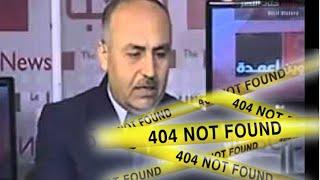 مذيع النظام السوري نضال زغبور يفصل عقله على الهواء