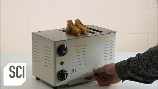 Vintage Toaster | How It
