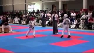Bruce Lee Epic - Amazing Taekwondo Kid!!