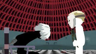 Tokyo Ghoul Stick Fight! Kaneki Vs Jason!