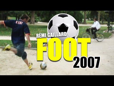 FOOT 2007 REMI GAILLARD