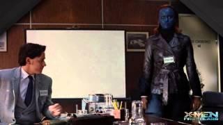 X-Men Supercut | Mystique Transformations