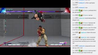 Let's check out SFV Mysterious Mod 2018/03/27