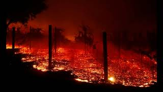 California Wildfire Rips Through Nuclear Waste Site!