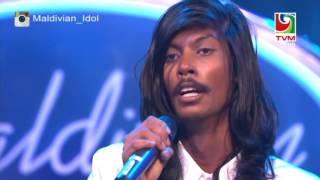 Maldivian Idol Piano Round | Magey Haalu - Shalabee Ibrahim