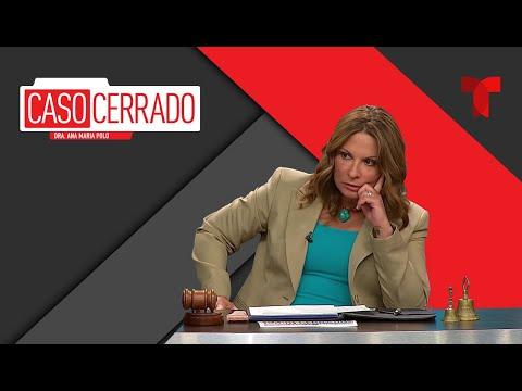 Tia se acuesta con su sobrino Casos Completos Caso Cerrado Telemundo