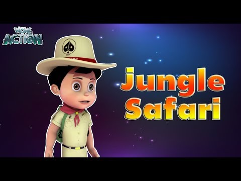 Xxx Mp4 Vir The Robot Boy Jungle Safari 3D Action Shows For Kids WowKidz Action 3gp Sex