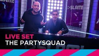 The Partysquad (DJ-set)   SLAM!