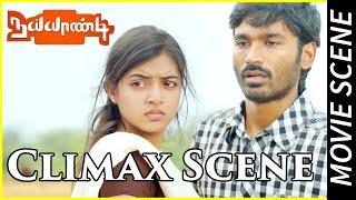 Naiyaandi - Climax Scene | Dhanush | Nazriya | Ghibran