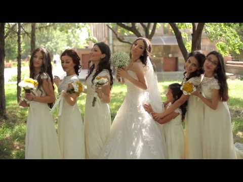 Armenian wedding | Narek & Sona | 27.07.14