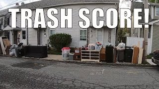 CAN'T BELIEVE I FOUND THIS IN THE TRASH! Garbage Picking Ep. 140