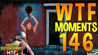 PUBG WTF Funny Moments Highlights Ep 146 (playerunknown