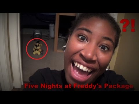 Xxx Mp4 Five Night S At Freddy S Plushies Blind Bags 3gp Sex