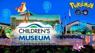 Pokemon Go: The Children's Museum