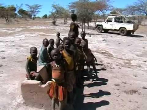 África entre la vida y la muerte
