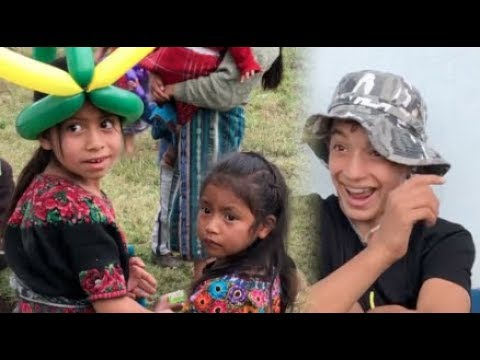 Tyson Found his Sister❤️ in GUATEMALA ❤️Part 1☀️