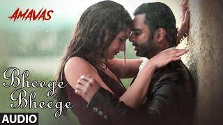 AMAVAS : Bheege Bheege Full Audio   Sachiin J Joshi & Nargis Fakhri    Ankit Tiwari  Sunidhi Chauhan