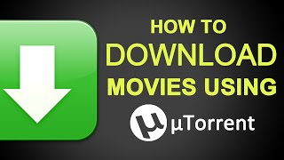 How To Download Movies From uTorrent 2017 😬