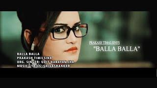 Balla Balla-Prakash Timalsina FT Bishow sharma,Reema[1080p HD]