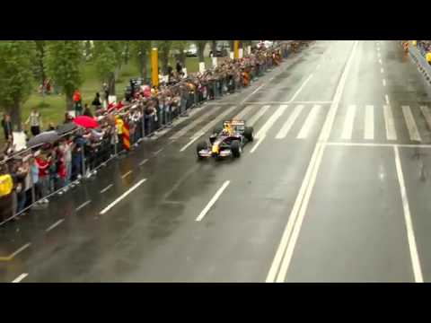David Coulthard Mamaia 2009 official video