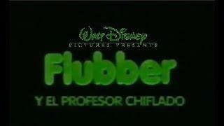 Flubber Y El Profesor Chiflado (Spot 1998)