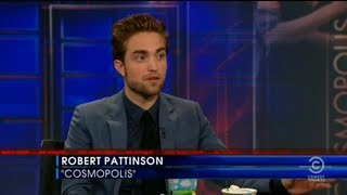 Robert Pattinson Talks Kristen Stewart Breakup