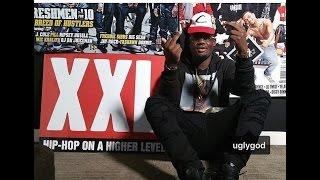 DJ Akademiks x Ugly God discuss if he should make the XXL Freshman list & Addresses on Lil Yachty.