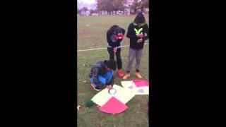 Brooklyn Kite flying Guda baize 11-11-2015