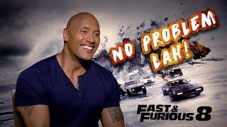 Dwayne The Rock Johnson is Malaysian?! - Fast 8
