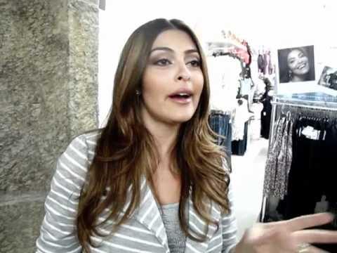 Entrevista com Juliana Paes